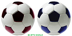 Doppel-Fussball